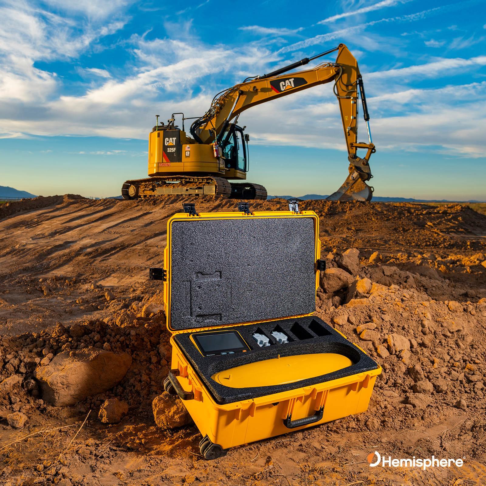 Hemisphere Excavators