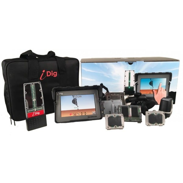 iDig Touch Complete System
