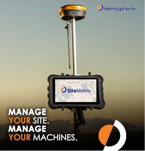 Hemisphere SiteMetrix