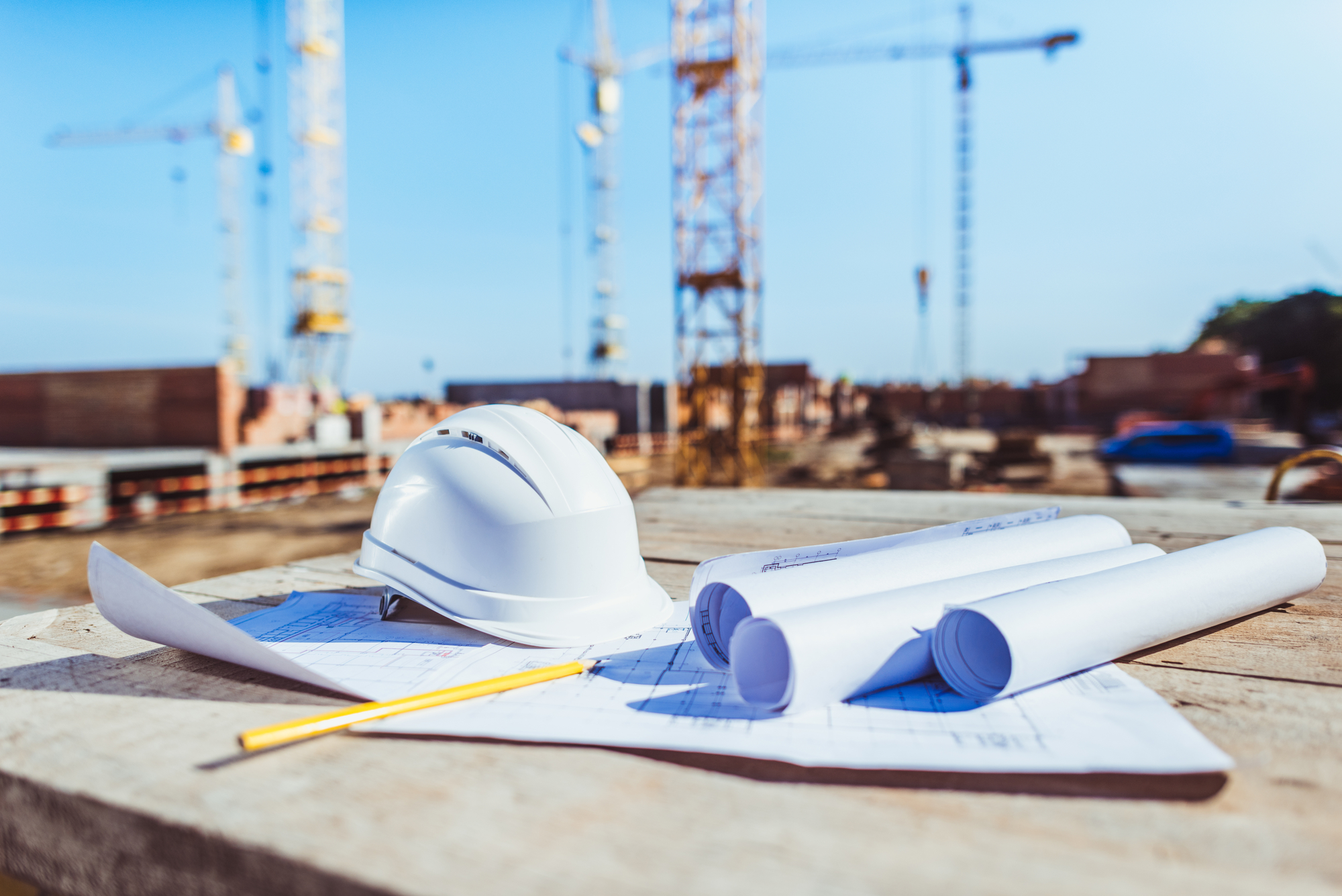 Preventing Mistakes at Construction Sites with Laser Scanning