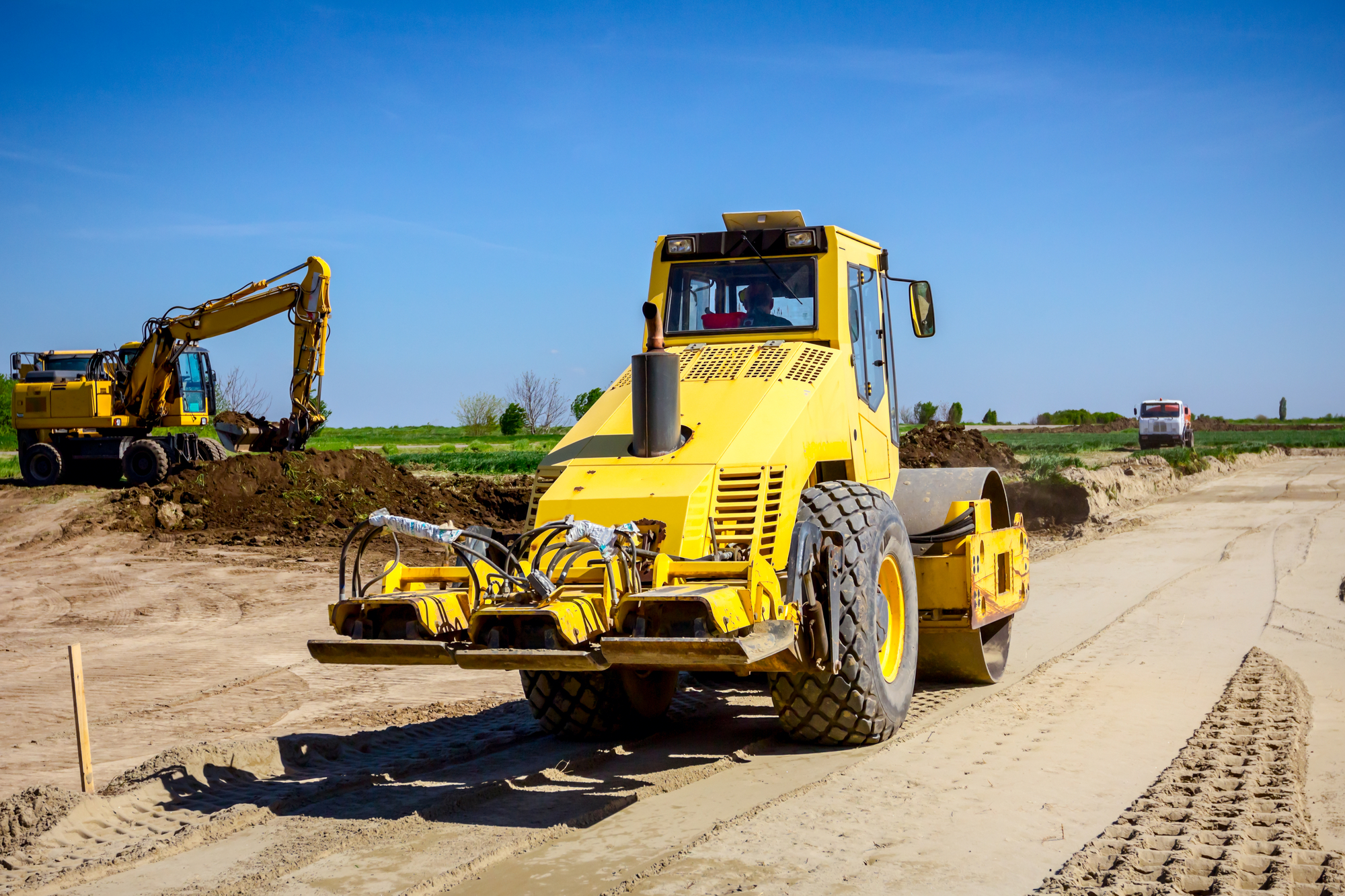 What are the Methods of Compaction?
